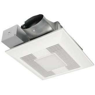 Panasonic Exhaust 100 CFM Energy Star Bathroom Fan with Light