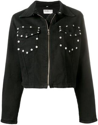 Fiorucci popper pocket denim jacket