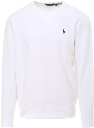 Polo Ralph Lauren Logo Embroidered Crewneck Pullover