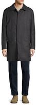 Moncler Jaures Wool Coat