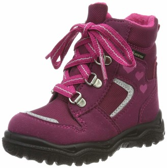 Superfit Women's Husky1 Snow Boots (Rot/Rosa 50) 7.5 UK