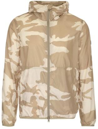 Woolrich Camouflage Windbreaker
