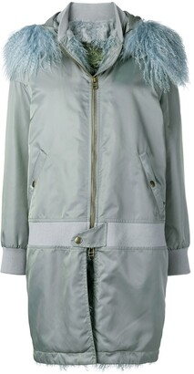 Mr & Mrs Italy Waterproof Zipped Coat