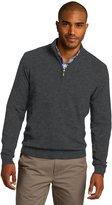 Port Authority Men's 1/2 Zip Sweater XS