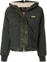 Diesel hooded jacket