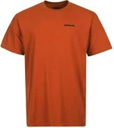 Patagonia Pagonia T-Shirt Logo 38906-RTSR Red
