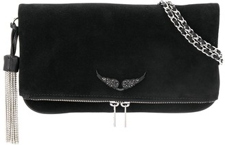 Zadig & Voltaire Rock clutch bag