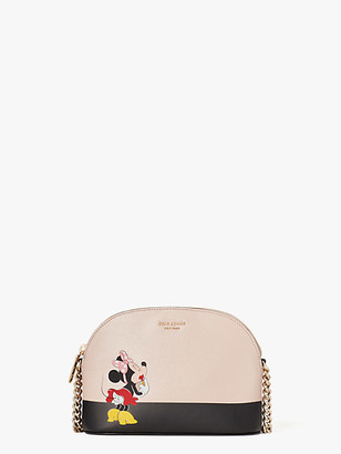 Kate Spade X Minnie Mouse Small Dome Crossbody