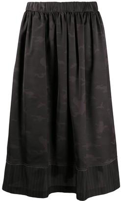 Comme des Garcons Concealed Long Shorts