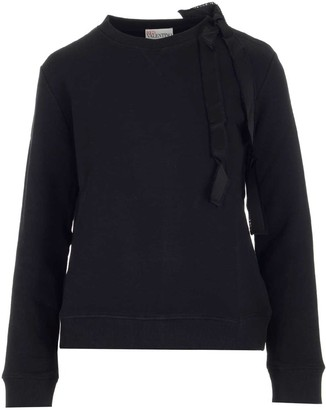 RED Valentino Bow Detail Sweatshirt