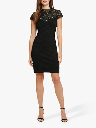 Phase Eight Ursula Knitted Dress, Pine