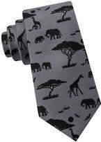 Lord & Taylor BOYS 8-20 Safari Walk Tie