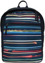Paul Smith Lights Printed Nylon Backpack