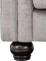 Regent Fabric 3 Seater Sofa