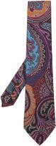 Etro printed tie - men - Silk - One Size