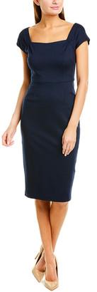 Trina Turk Cascade Midi Dress