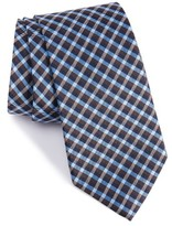 Nordstrom Men's Plaid Silk Tie