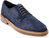 Cole Haan Men's Adams Suede Plain-Toe Oxfords