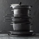 Lodge Cast-Iron Round Fry Pan