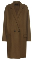 Isabel Marant Filipa Virgin Wool And Cashmere Coat
