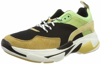 Pepe Jeans Women's SINYU Colors Fresh Trainers