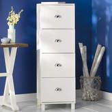 Beachcrest Home Orange City 4 Drawer Filing Cabinet
