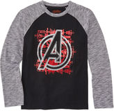Marvel Long-Sleeve Avengers Raglan Cotton Tee - Boys 8-20