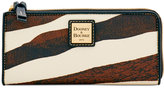 Dooney & Bourke Serengeti Zip Clutch Wallet