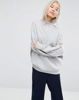Weekday High Neck Sweatshirt