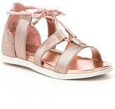MICHAEL Michael Kors Girls' Spring Ghillie Sandal