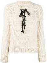 Ulla Johnson Marland knit jumper - women - Cotton - XS