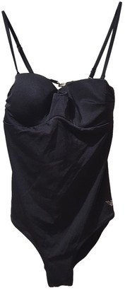 Emporio Armani Black Swimwear for Women Vintage