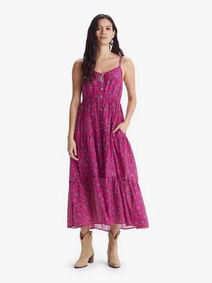 XiRENA Sophie Dress - Berry Pink