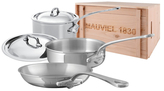Mauviel M'Cook Cooking Set with Crate (5 PC)