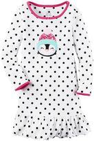 Carter's Girls 4-14 Ruffle & Dot Nightgown