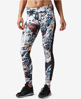 Reebok Dance Electric Paradise Printed Leggings