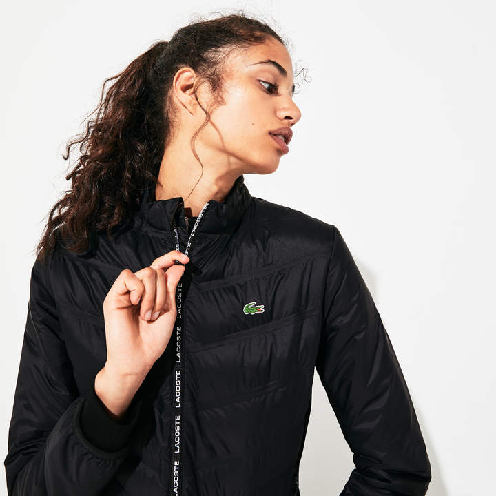 b252eaa9 Women's SPORT Quilted Zip-Front Tennis Jacket