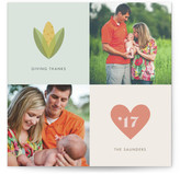Minted Iconic Thanksgiving Cards