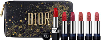 Christian Dior Rouge Refillable Lipstick Set - Limited Edition