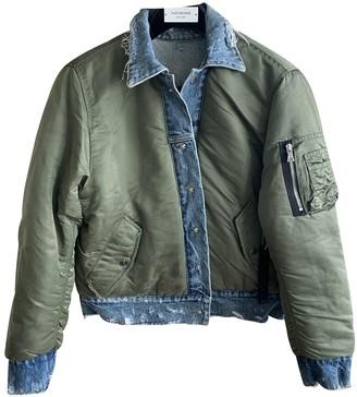 Amiri Green Denim - Jeans Jackets