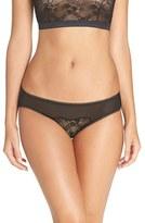 Hanky Panky 'Love' Open Back Bikini Briefs