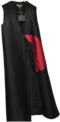 Eudon Choi Black Polyester Dresses