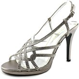 Caparros Vegas Women US 8.5 Silver Sandals