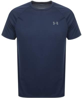 Under Armour Tech 2.0 T Shirt Navy