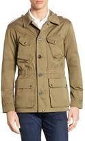 Polo Ralph Lauren Cotton-Blend Utility Jacket