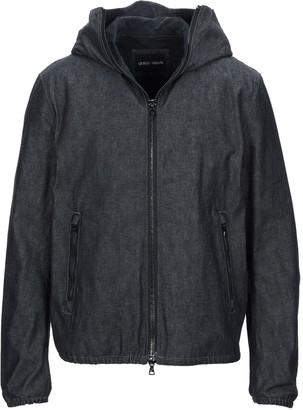 Giorgio Armani Denim outerwear