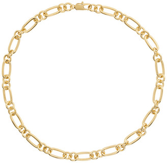 Laura Lombardi Gold Rafaella Chain Necklace