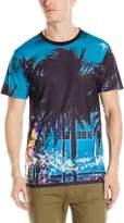 Neff Men's City Streets T-Shirt, Multi