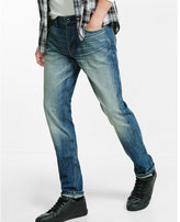 Express slim leg slim fit jean
