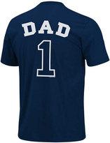 Majestic Men's Tampa Bay Rays Team Dad T-Shirt